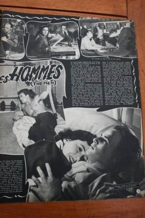 Teresa Wright Marlon Brando