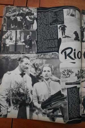 John Wayne Maureen O'Hara Rio Grande