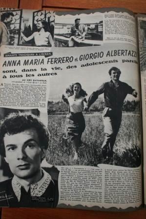 Anna Maria Ferrero Giorgio Albertazzi