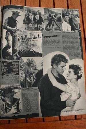 Burt Lancaster Joanne Dru Vengeance Valley