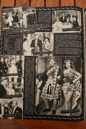 Gene Tierney Danny Kaye