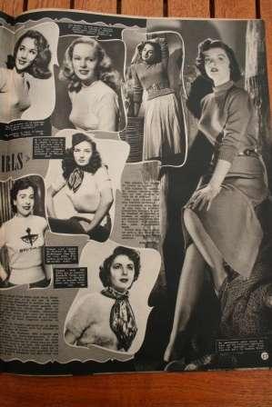 Barbara Bates Jane Hylton Peggy Cummins