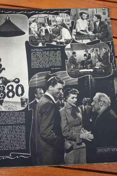Burt Lancaster Dorothy Mc Guire Edmund Gwenn