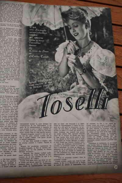 Danielle Darrieux Rossano Brazzi Toselli