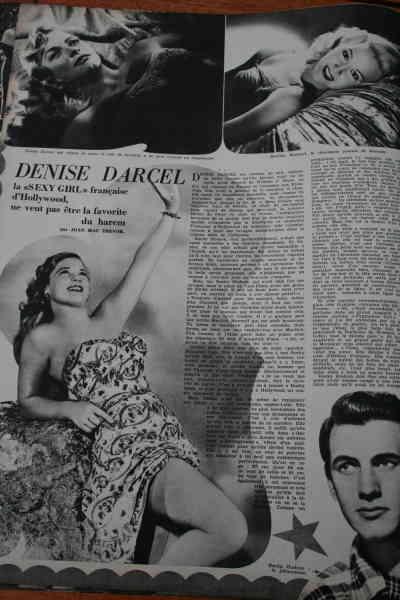 Denise Darcel