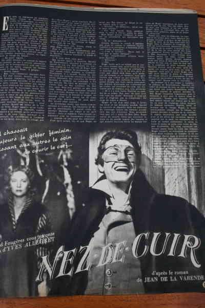 Jean Marais Francoise Christophe
