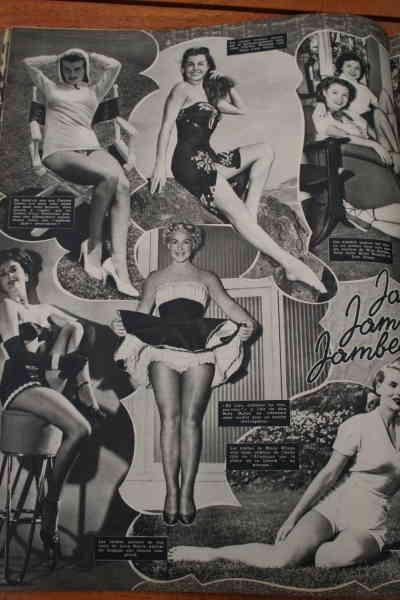 Lana Morris Betty Hutton Marie Wilson