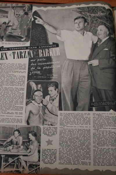 Lex Barker Tarzan