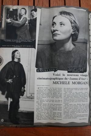 Michele Morgan