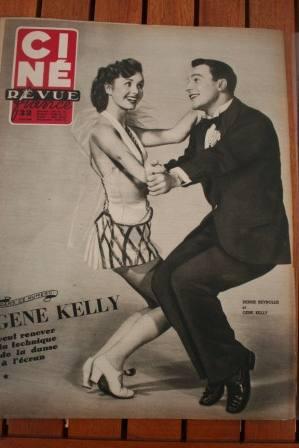 Gene Kelly Debbie Reynolds