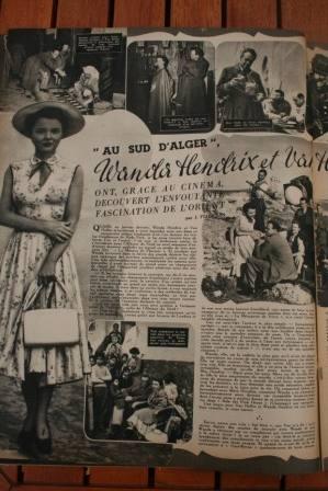 Wanda Hendrix Van Heflin