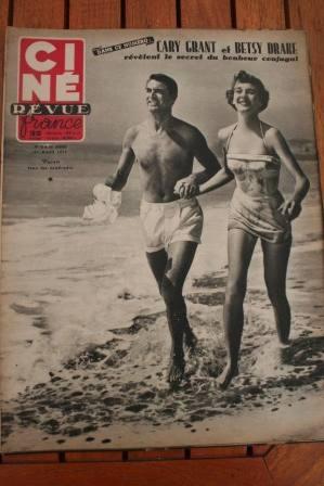Cary Grant Betsy Drake