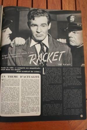 Robert Ryan Lizabeth Scott Robert Mitchum