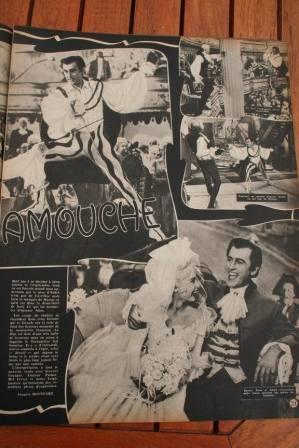 Stewart Granger Eleanor Parker Scaramouche