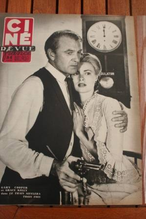 Gary Cooper Grace Kelly