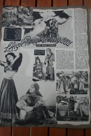 Lucille Ball John Agar The Magic Carpet