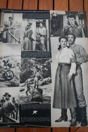 Richard Boone Maureen O'Hara Peter Lawford