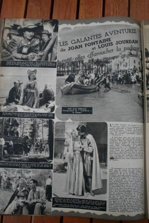 Joan Fontaine Louis Jourdan