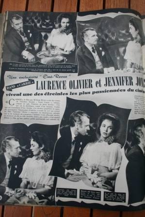 Jennifer Jones Laurence Olivier