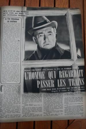 Claude Rains Marta Toren Anouk