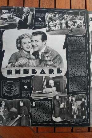Ray Milland Jan Sterling Rhubarb
