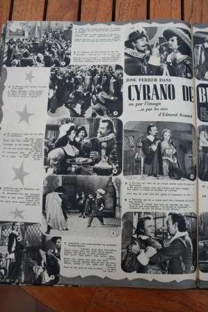 Jose Ferrer Mala Powers Cyrano
