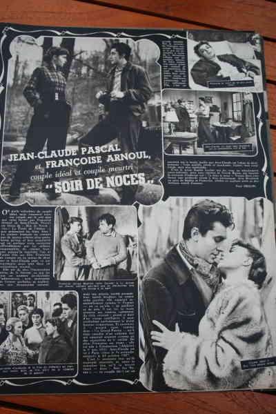 Jean Claude Pascal Francoise Arnoul
