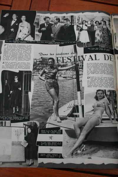 Festival De Cannes 1952