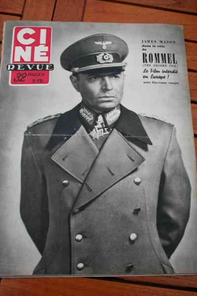 James Mason Rommel