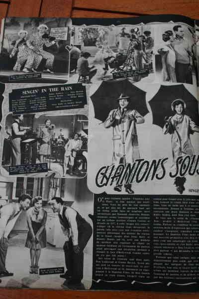 Gene Kelly Cyd Charisse Debbie Reynolds