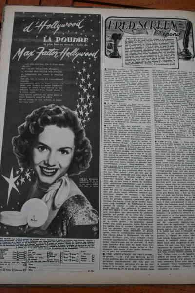 Debbie Reynolds Ad