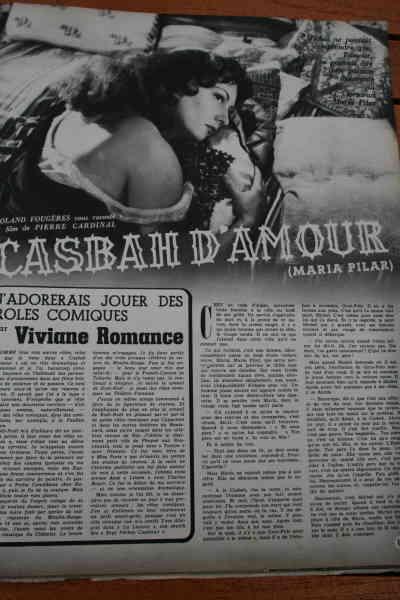 Viviane Romance Claude Laydu Peter Van Eyck