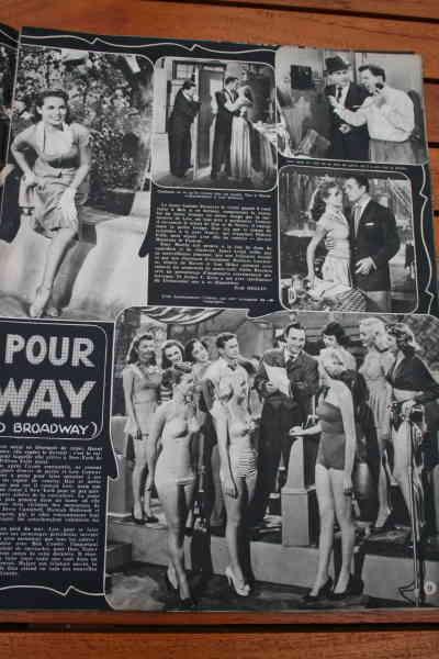Ann Miller Janet Leigh Tony Martin