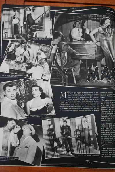 Robert Mitchum Jane Russell - Macao