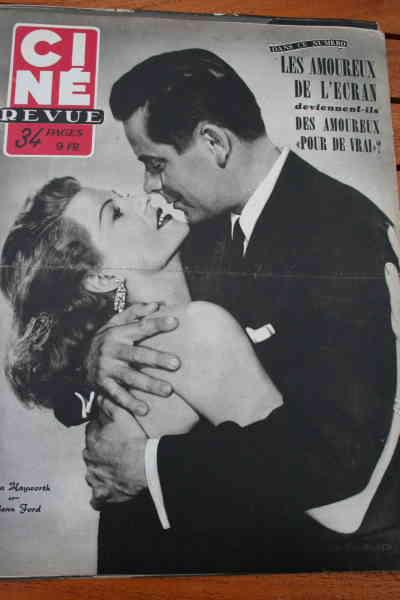 Rita Hayworth Glenn Ford