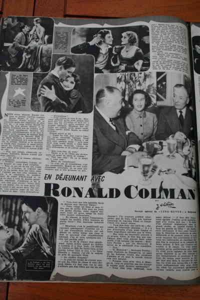 Ronald Colman
