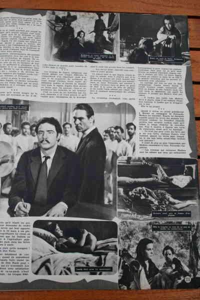 Marlon Brando Jean Peters Viva Zapata