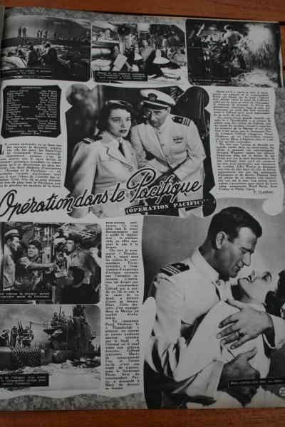 John Wayne Patricia Neal Ward Bond