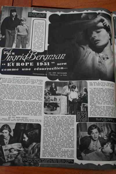 Ingrid Bergman Europe 51