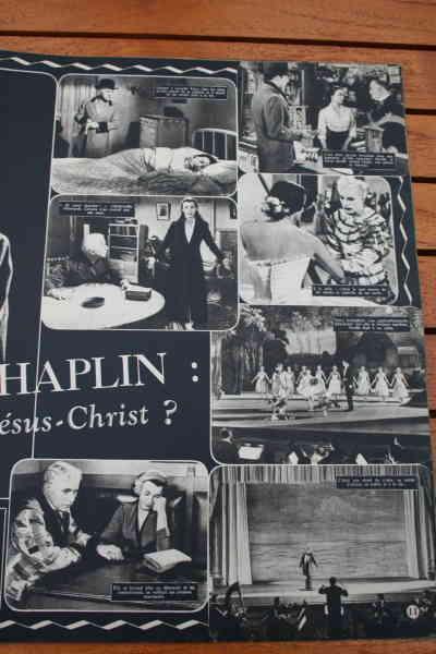 Charles Chaplin Limelight