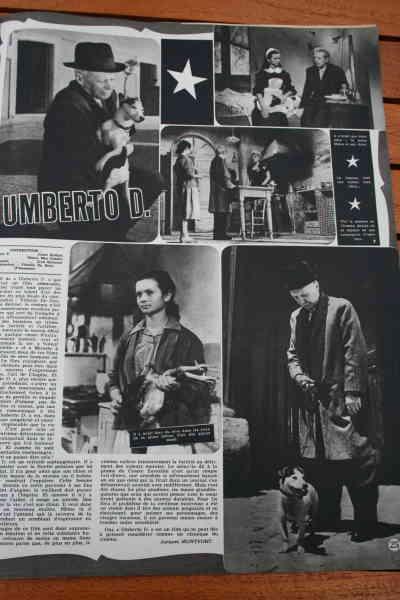 Carlo Battisti Maria Mia Casilio - Umberto D