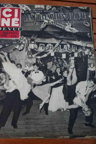 Knokke le Zoute 1952