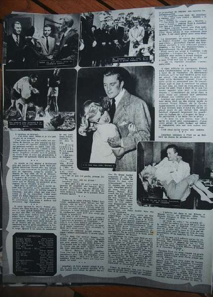 Lana Turner Kirk Douglas