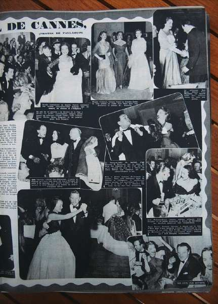 Festival De Cannes 1953