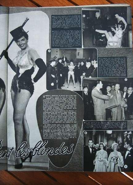 Marilyn Monroe Jane Russell