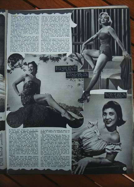 Roberta Haynes Marilyn Monroe