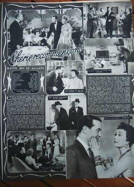 Ray Milland Jane Wyman Aldo Ray