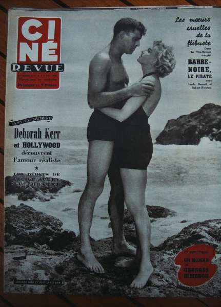 Deborah Kerr Burt Lancaster