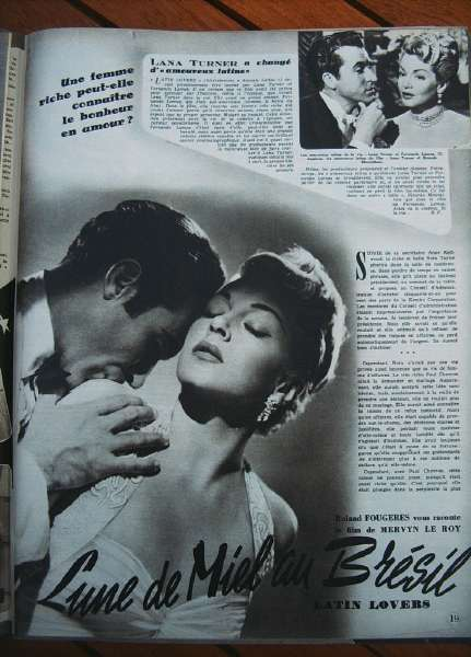 Lana Turner Ricardo Montalban John Lund