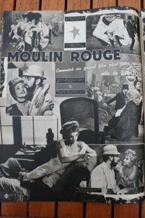 Zsa Zsa Gabor Colette Marchand Moulin Rouge